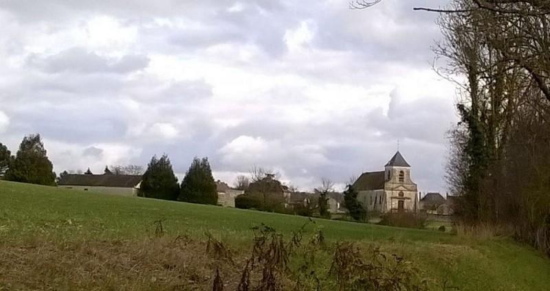 Sagy - Eglise