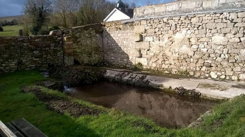 Condécourt - Lavoir