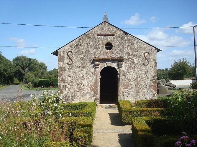 Sentier de la chapelle Saint-Gervais