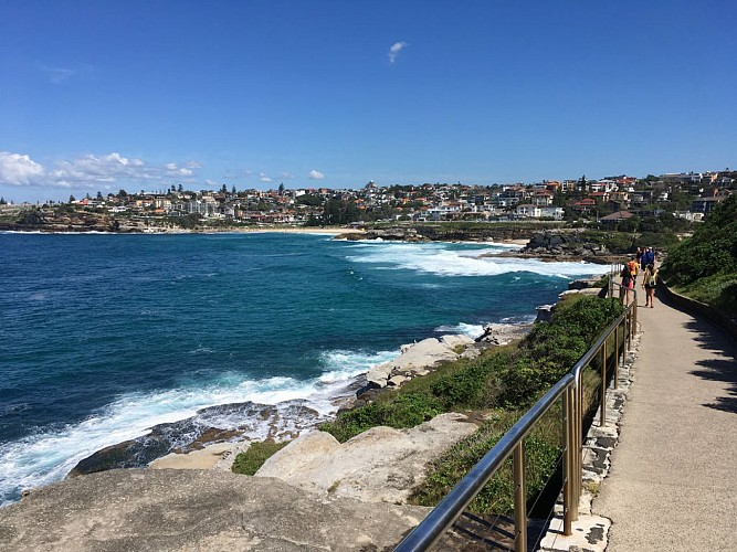 Balade Bondi Beach to Maroubra beach
