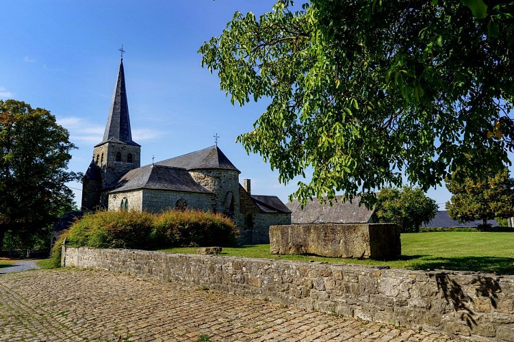 Circuit vélo autour de Durbuy (Barvaux)