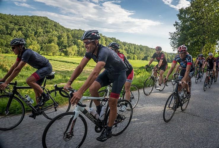 Les Routes du Morvan à Vélo - Boucles à la demi-journée