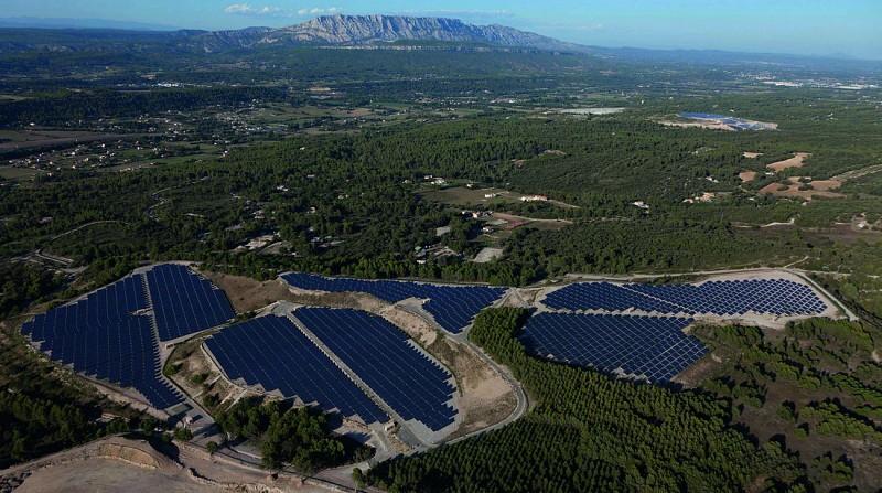 Pétale Nord-Est - Entre Sainte-Victoire et Sainte-Baume - Sentier Provence, Mines d'Énergies