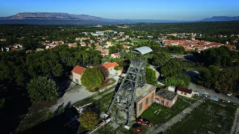 Pétale Nord - Entre Sainte-Victoire et Sainte-Baume - Sentier Provence, Mines d'Énergies