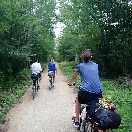 Itinerance à Vélo au Pays de George Sand et des Maîtres Sonneurs