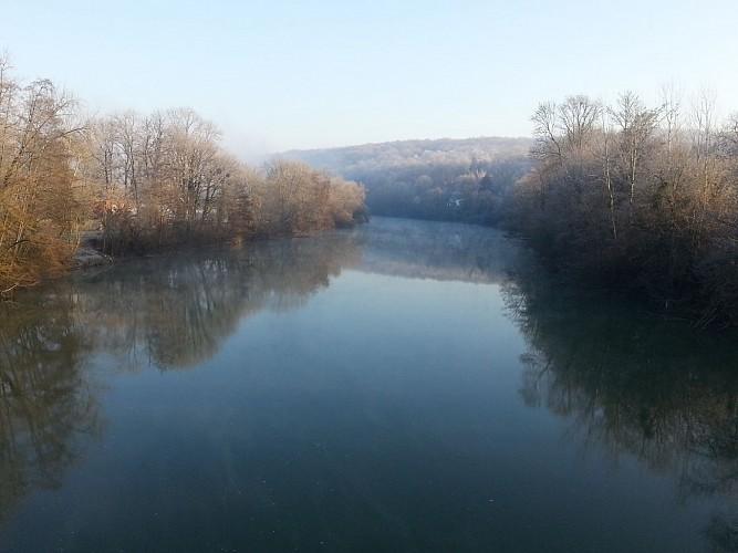 Au fil de la Marne, de La Ferté-sous-Jouarre à Nanteuil-sur-Marne