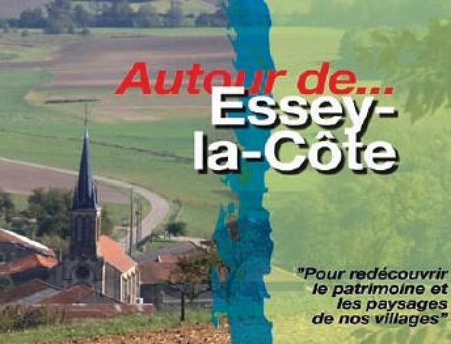 Itinéraire découverte d'Essey-la-cote