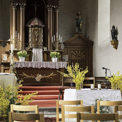 Kerken in de Ardennen door de eeuwen heen