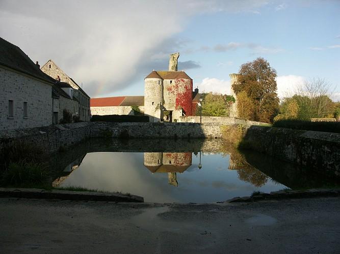 Montépilloy - Fourcheret, une grande échappée