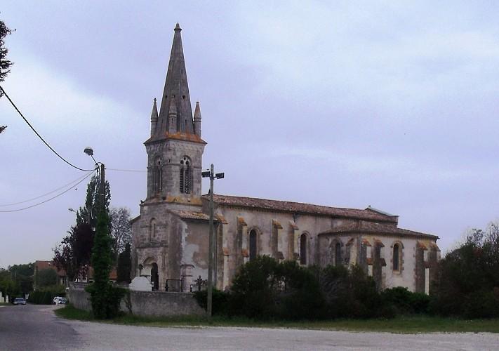 Boucle Saint Jacques de Compostelle