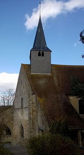 Maurepas - L'église