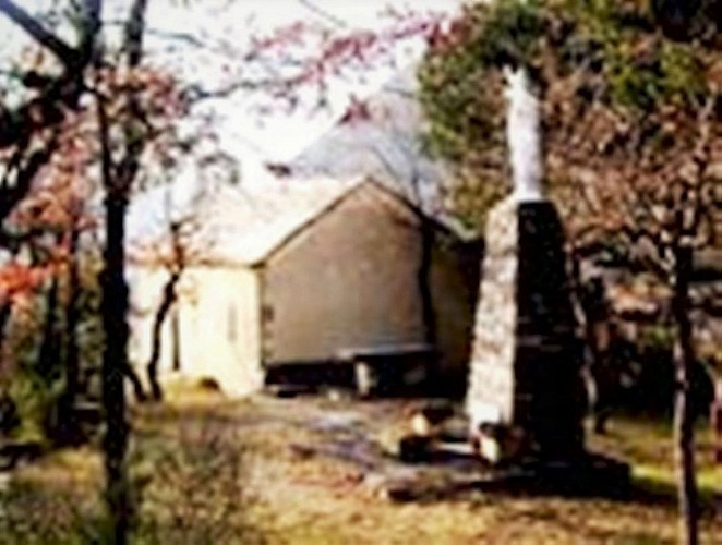 chapelle du Cayla