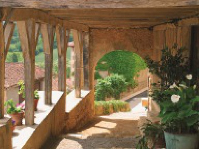 CASTELNAU-BARBARENS : LE CHEMIN DE HOURONTAN