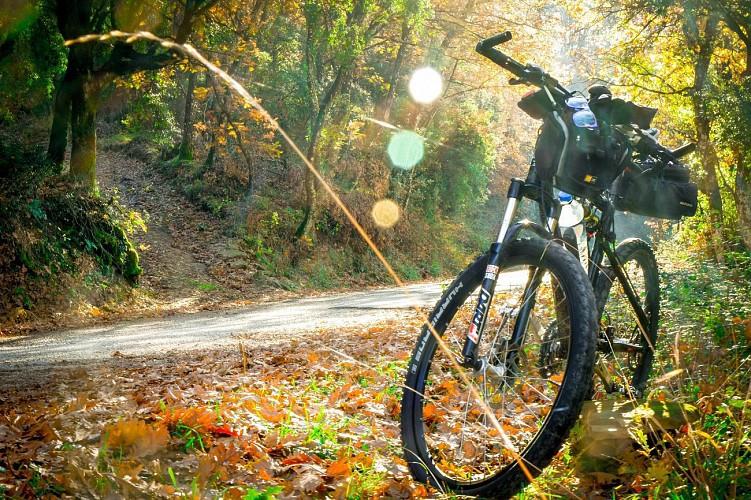Un deux roues s'il vous plaît - fietstocht 1