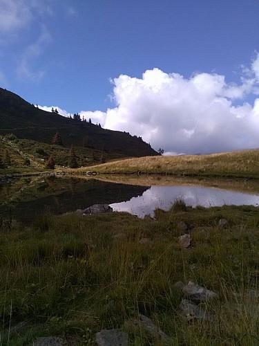 Le Lac de Léat