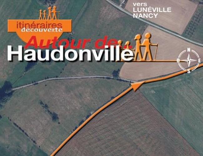 Itinéraire découverte autour d'Haudonville