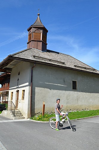 Tour du Village de Crest-Voland