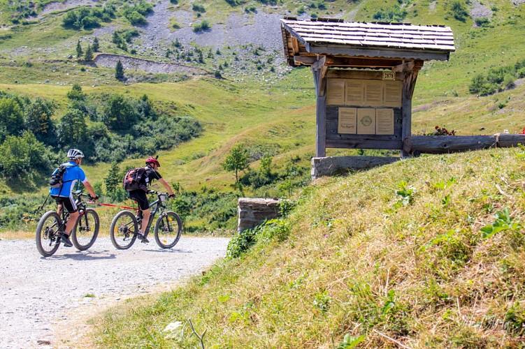 Col des Aravis - Bogneuve FFC Nr. 10