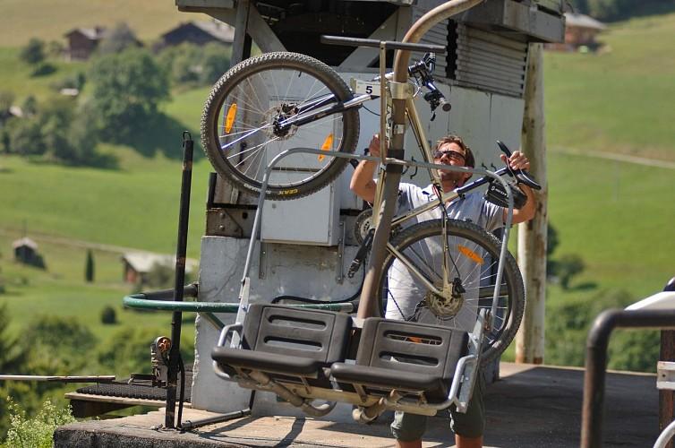 Plan Désert: Enduro Mountainbike  - Nr. 7