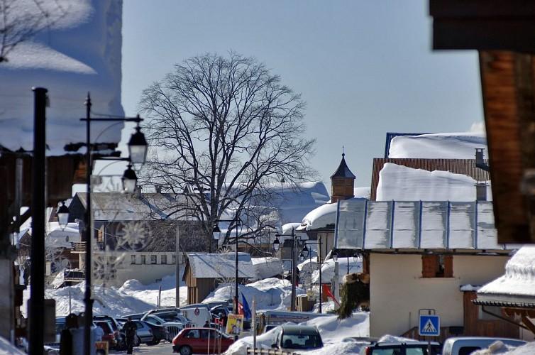 From village to village : Crest-Voland / Le Cernix n°7