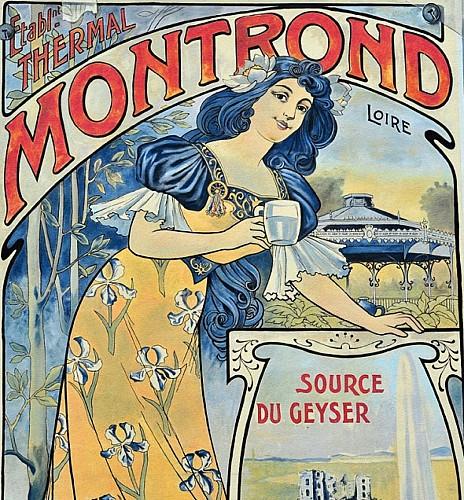 Montrond-les-Bains, thermalisme et villégiature