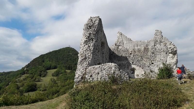 Ruines du Château de Chaumont