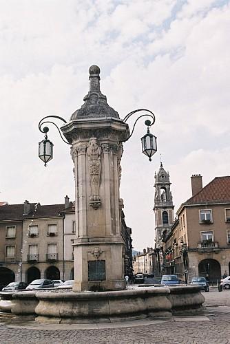 Parcours Saint Martin