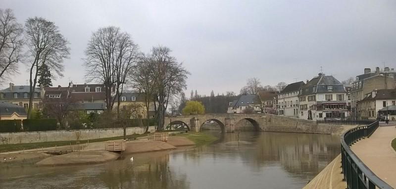 L'Isle-Adam - Le vieux pont