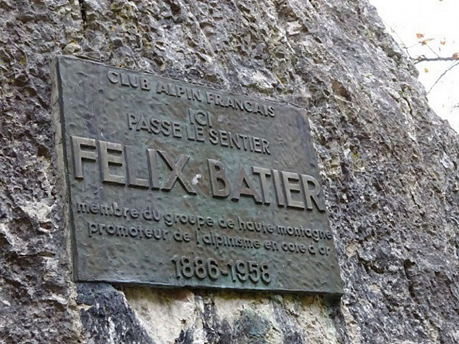 Sentier F. Batier