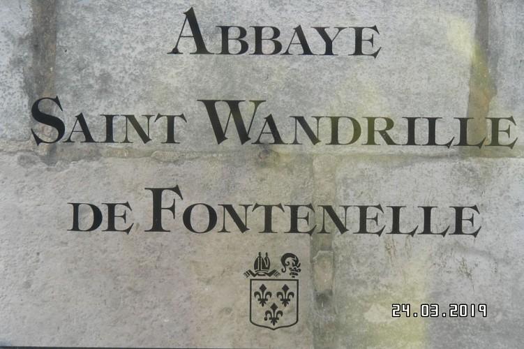 Seine Maritime Saint Wandrill carte 1911 OT