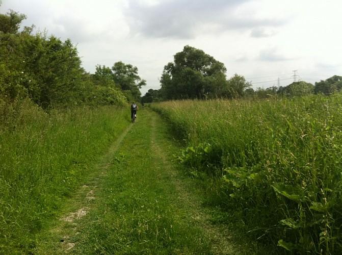 Balade à vélo par la véloroute de Charles le Téméraire / Mosel-Radweg