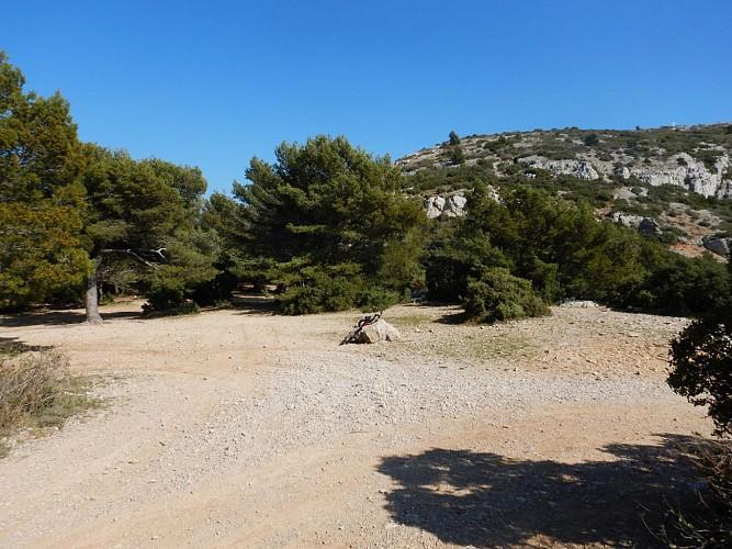 Col de Garlaban