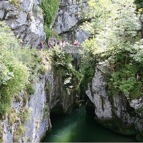 Pont Romain sur le GuiersVif