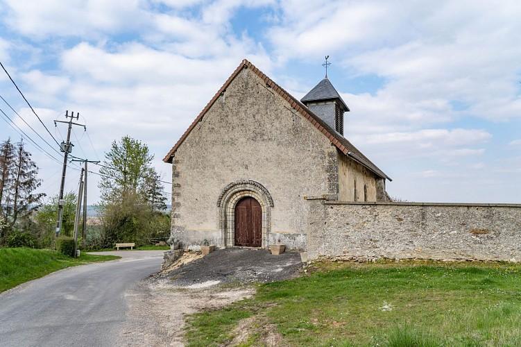 PR 120 - Boucle des deux villages de Vert-Toulon