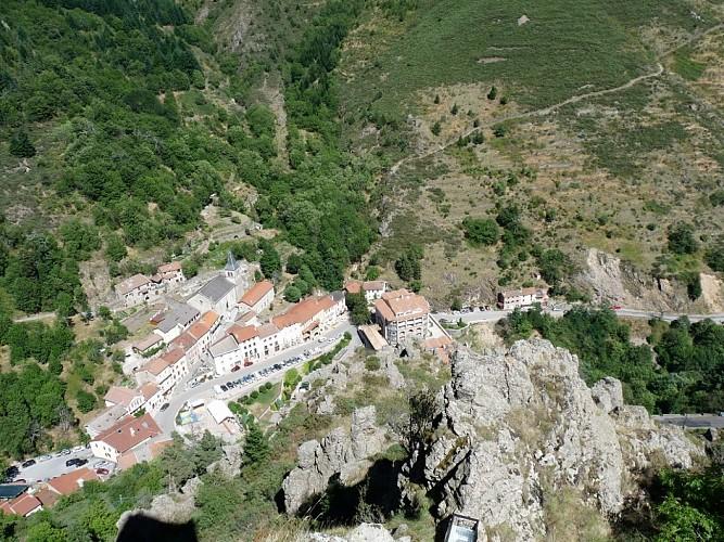 Saint-Laurent-les-Bains, cité thermale naturelle