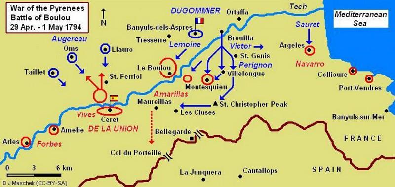 Les Aspres Pyrénées orientales Circuit :Balade en vtt ,Vtc ,tandem.
