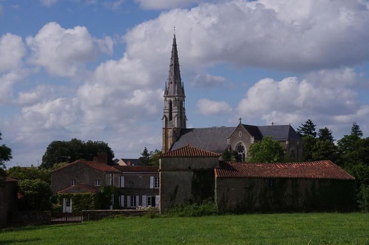 Sentier de la Bourgadine - Bournezeau
