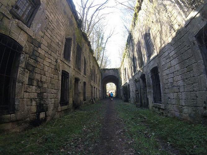 """Trail des Tranchées, circuit """"Vaillant"""""""