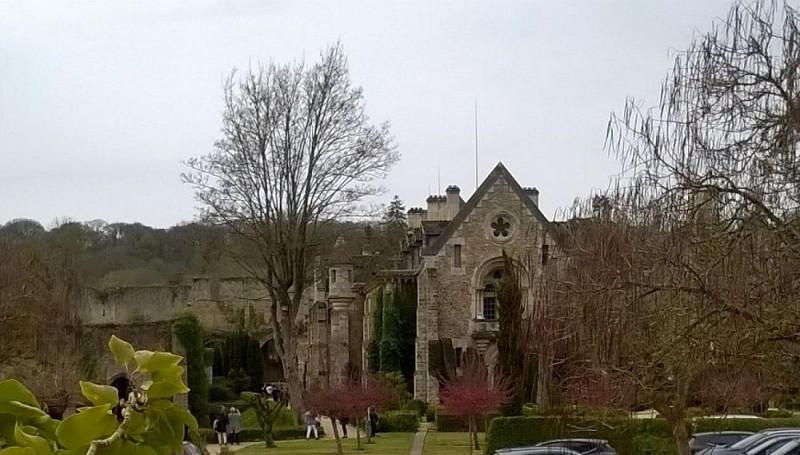 Ancienne abbaye des Vaux de Cernay