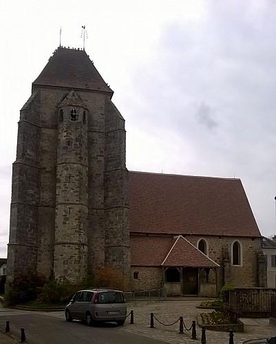 Cernay la Ville - Eglise Saint-Brice