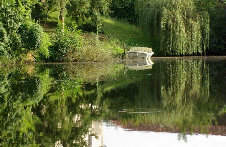 Sentier du Bout du Monde - St Vincent Puymaufrais