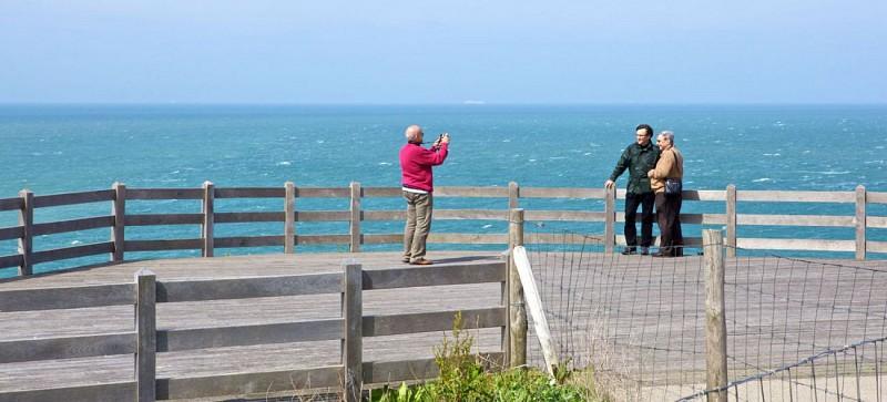 belvédère du Cap Gris-Nez