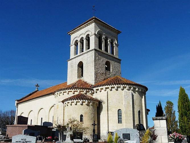 Chemins de Terre de Harrison Barker en Val de Dronne : De Saint-Victor à Paussac Saint-Vivien