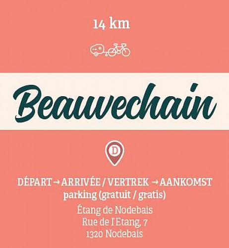 Boucle familiale à Beauvechain