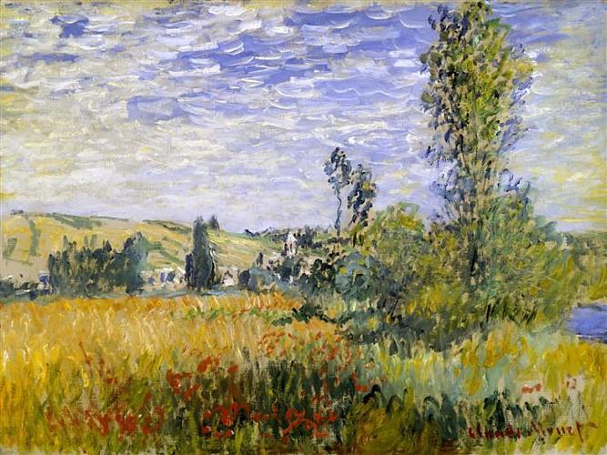 Sur les pas de Monet à Vétheuil