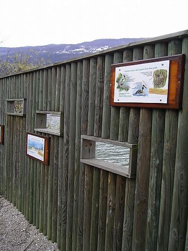 sentier ornithologique