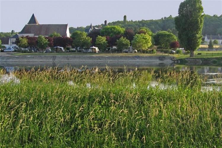 """Circuit à Mareuil-sur-Cher : """"Chemin des caves et des loges"""""""