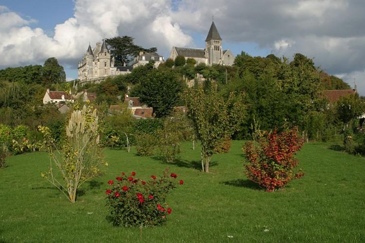 Chemin des ruisseaux - Châteauvieux