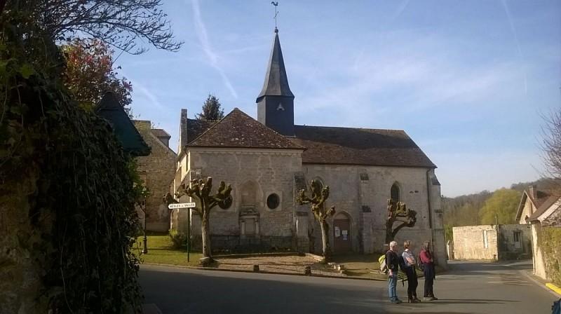 Eglise d'Hédouville