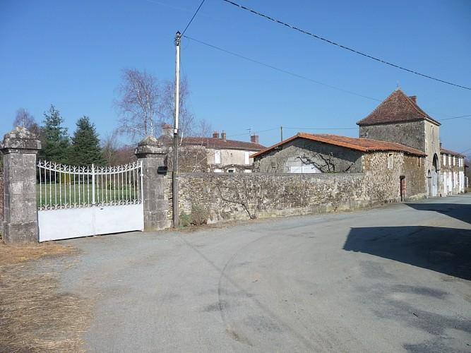 Sentier Fief de la Grande Motte (Variante) - Saint Prouant